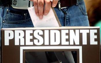 Último llamado a mexicanos para votar desde aquí