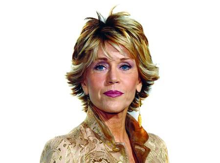 Jane Fonda interpretará a Nancy Reagan