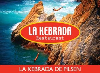 Gran inauguración de Restaurante La Kebrada