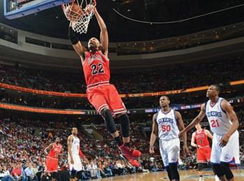 Los Bulls siguen con vida