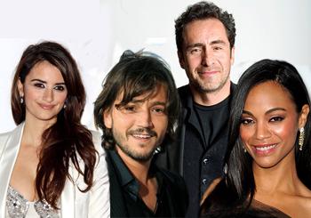 Talento latino en los MTV Movie Awards