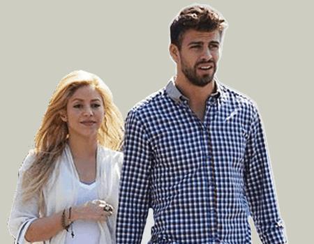 Parece que Shakira pasará a la historia de Piqué