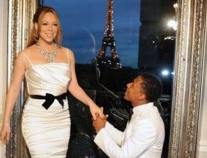 Mariah Carey y Nick Cannon renuevan votos en París