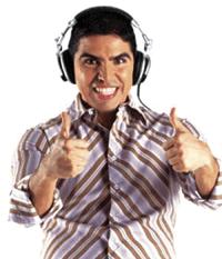 La cadena Univision # 1 en el país *En radio, despide al Piolín
