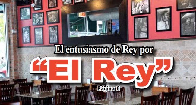 """El entusiasmo por """"El Rey"""""""