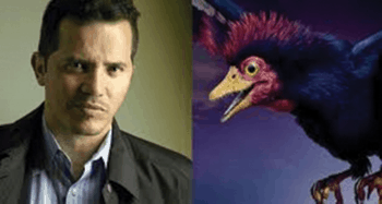 "Leguizamo, la voz de  ""Alex"" en ""Walking with Dinosaurs"""