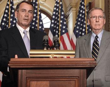 Republicanos, a desmantelar orden de Obama